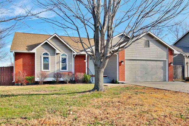 1230 S Todd Ct, Wichita, KS 67207 (MLS #589880) :: On The Move