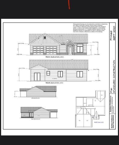 812 N Redbud Ct, Valley Center, KS 67147 (MLS #589899) :: Jamey & Liz Blubaugh Realtors