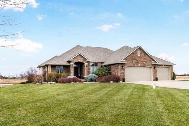 8500 W Mystic Lakes South St, Maize, KS 67101 (MLS #589901) :: Kirk Short's Wichita Home Team