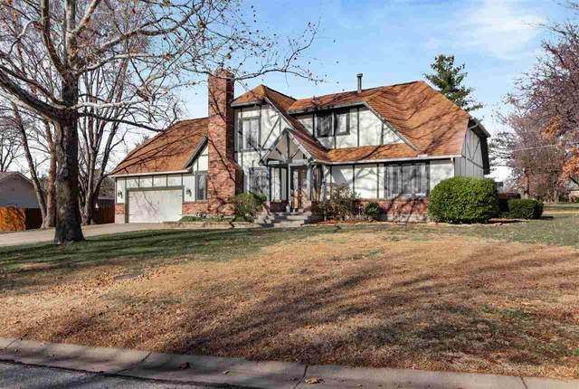 620 E Meadow Rd, El Dorado, KS 67042 (MLS #589918) :: Kirk Short's Wichita Home Team