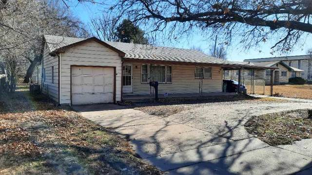 3142 N Amidon, Wichita, KS 67204 (MLS #589931) :: Pinnacle Realty Group