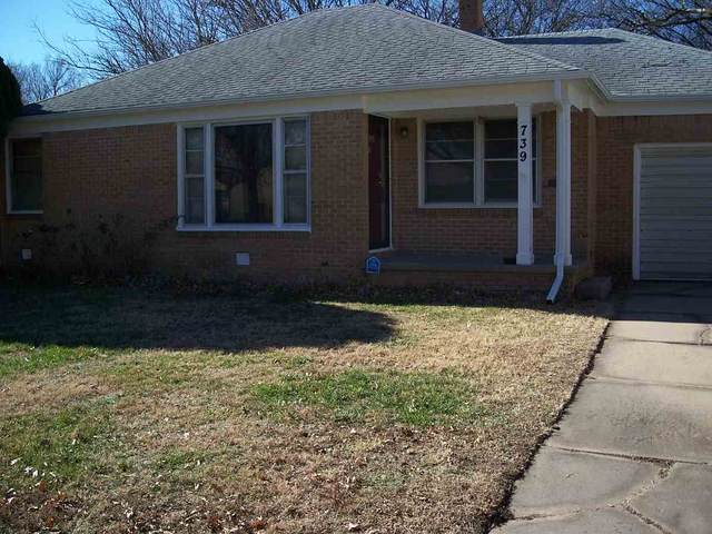 739 S Dellrose, Wichita, KS 67218 (MLS #589945) :: Pinnacle Realty Group