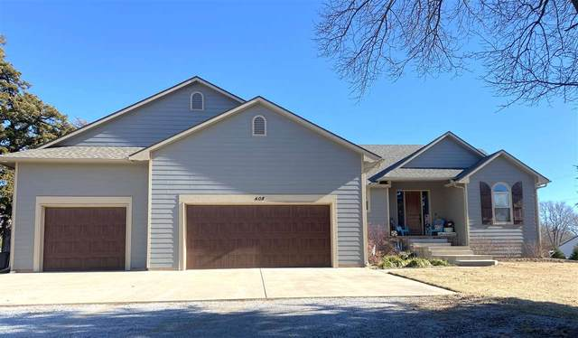 408 N First, Sharon, KS 67138 (MLS #589948) :: Kirk Short's Wichita Home Team