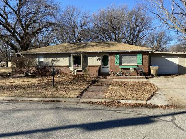 455 S 2nd St, Colwich, KS 67030 (MLS #589969) :: Kirk Short's Wichita Home Team