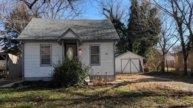 412 N Saint Paul St, Wichita, KS 67203 (MLS #589979) :: Pinnacle Realty Group