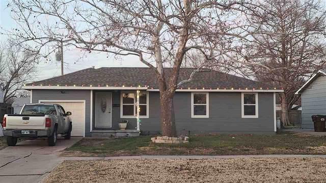 2316 W 27TH ST S, Wichita, KS 67217 (MLS #589987) :: On The Move