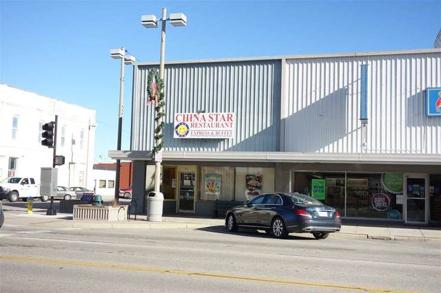 224 N Main St, Mcpherson, KS 67460 (MLS #589994) :: The Boulevard Group