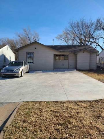2246 N Piatt St, Wichita, KS 67219 (MLS #590020) :: On The Move