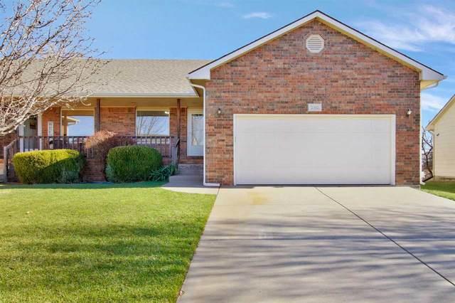 2302 N Shefford Cir, Wichita, KS 67205 (MLS #590027) :: Jamey & Liz Blubaugh Realtors