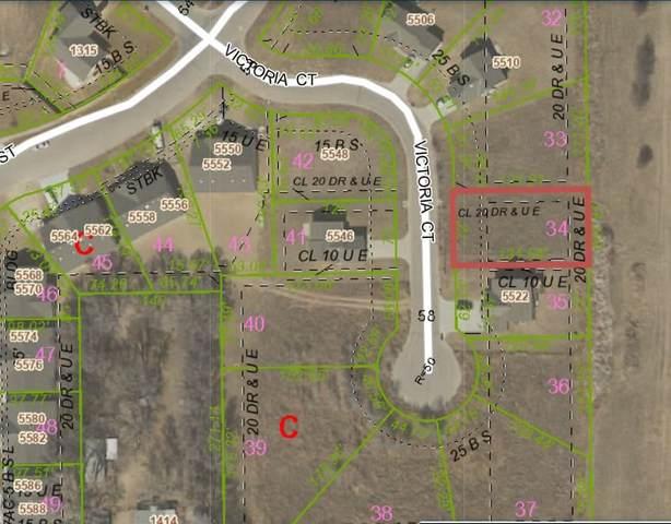 5518 S Victoria Ct, Wichita, KS 67216 (MLS #590032) :: On The Move