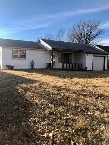2875 S Mosley St, Wichita, KS 67216 (MLS #590034) :: On The Move