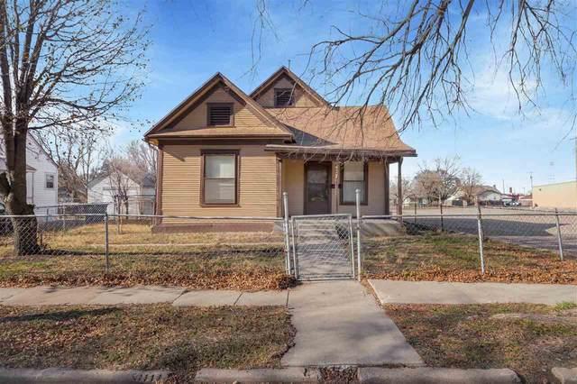 427 N Spruce St, Wichita, KS 67214 (MLS #590036) :: Pinnacle Realty Group