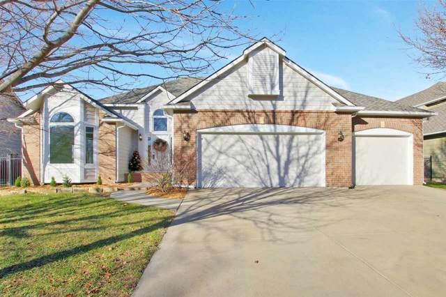 1349 N Country Walk Cir, Wichita, KS 67206 (MLS #590048) :: Kirk Short's Wichita Home Team