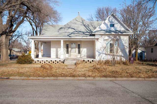 300 E Thornton St, Moundridge, KS 67107 (MLS #590058) :: The Boulevard Group