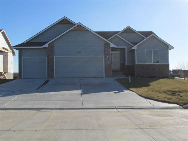 5318 N Pebblecreek St, Bel Aire, KS 67226 (MLS #590068) :: Kirk Short's Wichita Home Team