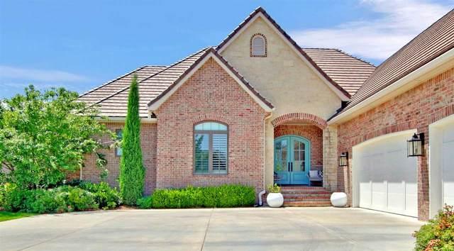 2021 N Veranda Circle, Wichita, KS 67206 (MLS #590072) :: Kirk Short's Wichita Home Team