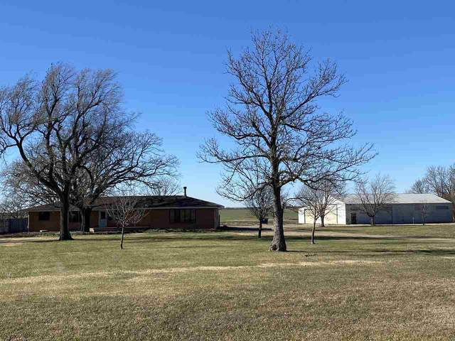 15125 NW Boyer Road, Burns, KS 66840 (MLS #590108) :: Kirk Short's Wichita Home Team