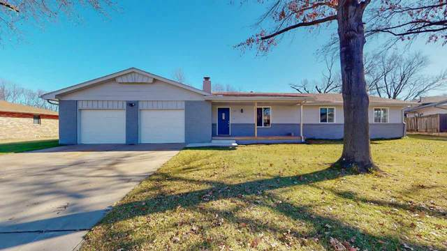 714 N Wolf St, Cheney, KS 67025 (MLS #590116) :: Kirk Short's Wichita Home Team