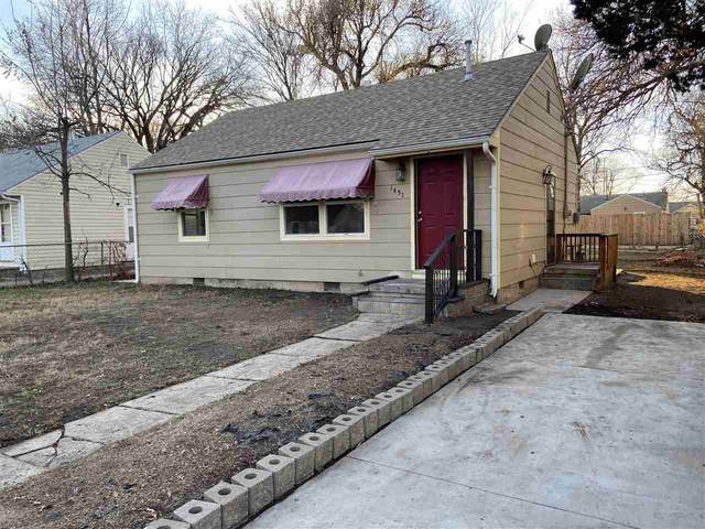 1451 N Minnesota Ave, Wichita, KS 67214 (MLS #590120) :: On The Move
