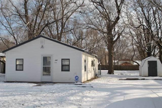 546 N Flora St, Wichita, KS 67212 (MLS #590276) :: Kirk Short's Wichita Home Team