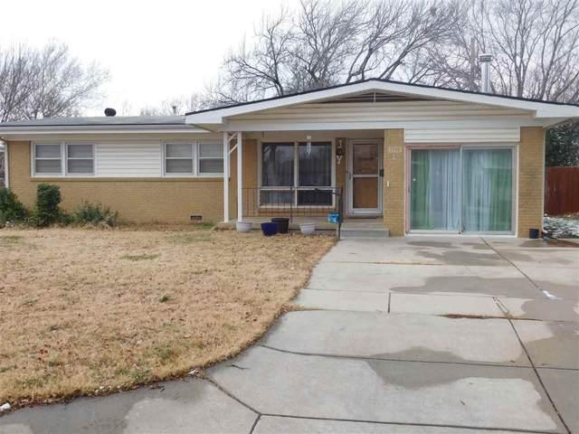 3335 S Custer, Wichita, KS 67217 (MLS #590290) :: Kirk Short's Wichita Home Team