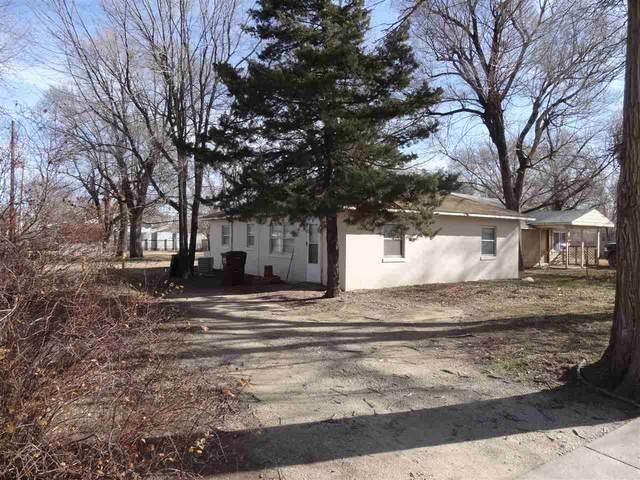 606 N Elder Street 416 & 420 Kessl, Wichita, KS 67212 (MLS #590338) :: Kirk Short's Wichita Home Team