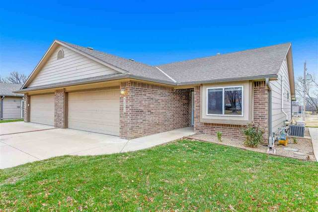 1222 S High St, El Dorado, KS 67042 (MLS #590340) :: Kirk Short's Wichita Home Team