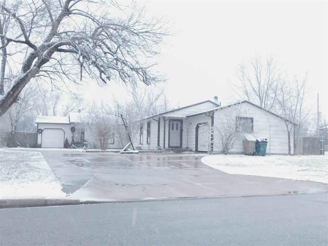 513 W Allison St, Andover, KS 67002 (MLS #590351) :: Pinnacle Realty Group