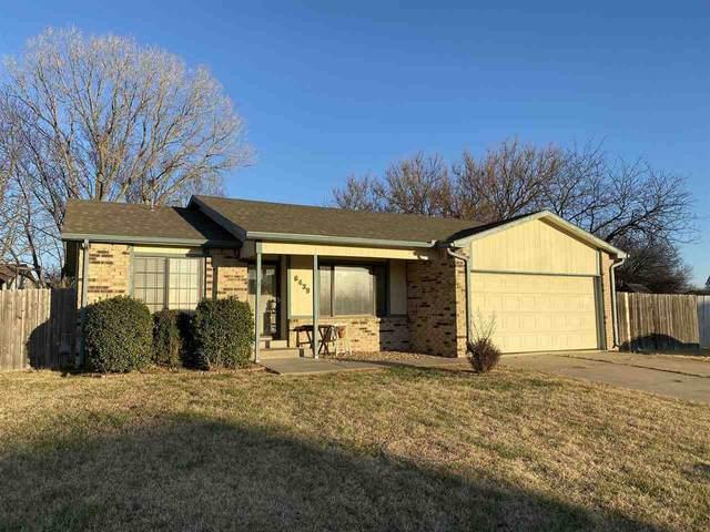 6439 E 32ND CT N, Wichita, KS 67226 (MLS #590397) :: Pinnacle Realty Group