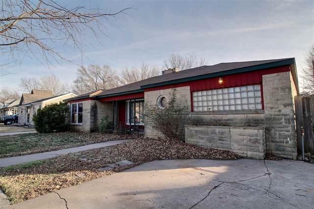 517 E Mulvane St, Mulvane, KS 67110 (MLS #590408) :: Kirk Short's Wichita Home Team