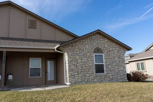 1325 N Hamilton Dr Unit A, Derby, KS 67037 (MLS #590427) :: The Boulevard Group
