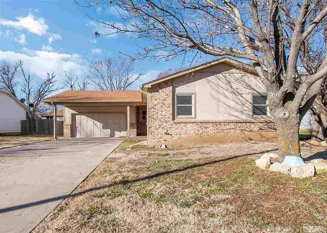 4117 Clarendon St, Bel Aire, KS 67220 (MLS #590443) :: On The Move