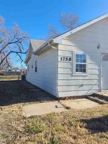 1758 S Meridian Ave, Wichita, KS 67213 (MLS #590465) :: On The Move