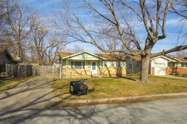 3908 W Westport St, Wichita, KS 67203 (MLS #590509) :: Kirk Short's Wichita Home Team