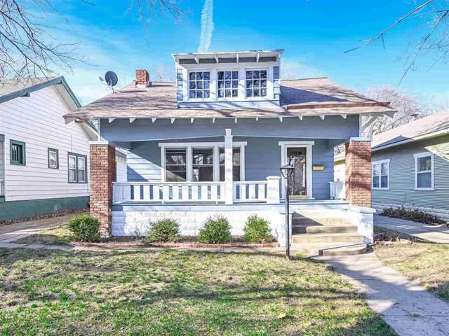 921 N Faulkner, Wichita, KS 67203 (MLS #590522) :: Pinnacle Realty Group