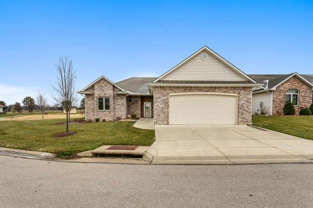 830 Par Dr, El Dorado, KS 67042 (MLS #590525) :: Kirk Short's Wichita Home Team