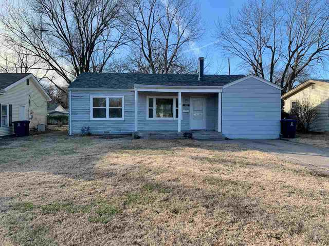 831 Charron Dr, El Dorado, KS 67042 (MLS #590528) :: Kirk Short's Wichita Home Team