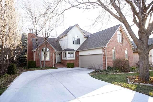 4026 N Sweet Bay St, Wichita, KS 67226 (MLS #590532) :: Kirk Short's Wichita Home Team