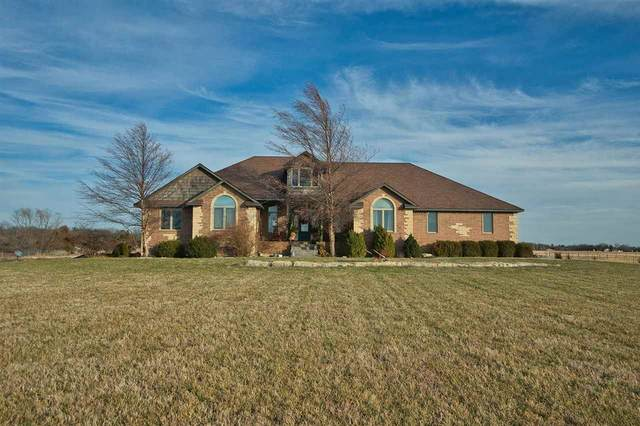 2760 SW Prairie Creek Rd, Benton, KS 67017 (MLS #590538) :: Graham Realtors