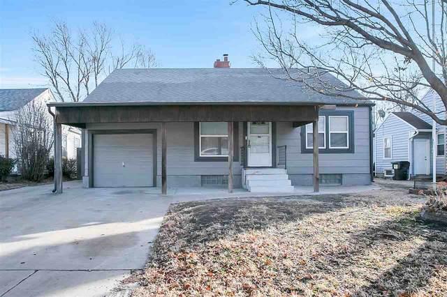 1728 N Hood, Wichita, KS 67203 (MLS #590541) :: On The Move