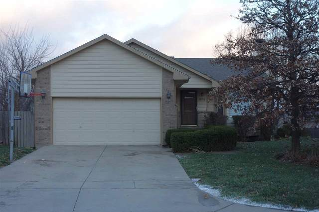 2030 N Quail Crossing, Andover, KS 67002 (MLS #590551) :: Kirk Short's Wichita Home Team
