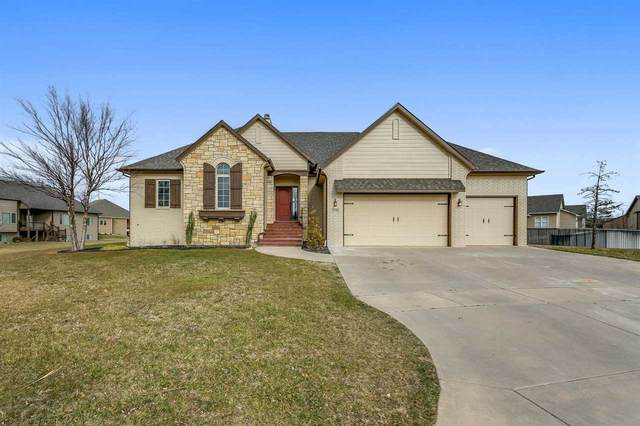 2220 N Loch Lomond Ct, Wichita, KS 67228 (MLS #590555) :: Kirk Short's Wichita Home Team