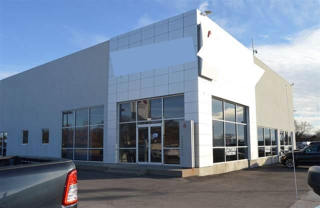 6601 E Kellogg Dr, Wichita, KS 67207 (MLS #590564) :: The Boulevard Group
