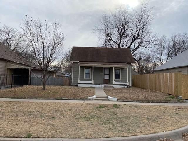 819 W Hendryx St, Wichita, KS 67213 (MLS #590608) :: Pinnacle Realty Group