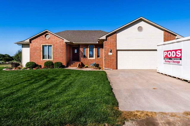 2245 NW 327TH, Garden Plain, KS 67050 (MLS #590633) :: Graham Realtors