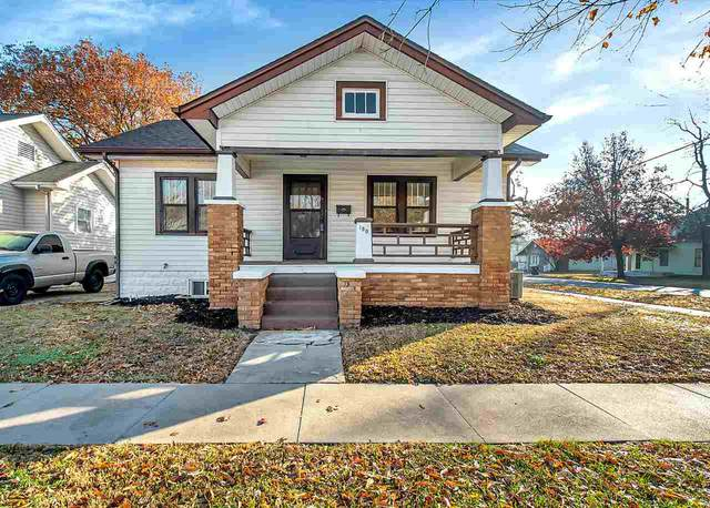 150 S Clarence St, Wichita, KS 67213 (MLS #590648) :: Kirk Short's Wichita Home Team