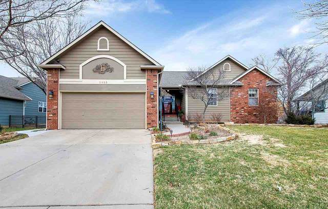 2425 N Baytree St, Wichita, KS 67205 (MLS #590653) :: Kirk Short's Wichita Home Team