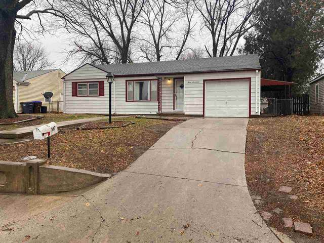 317 Stearns Ave, Haysville, KS 67060 (MLS #590655) :: Graham Realtors