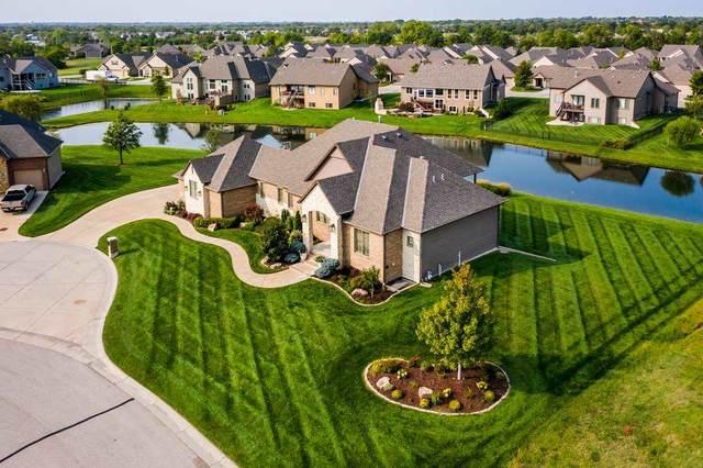 7952 E Caribou Pl, Bel Aire, KS 67226 (MLS #590680) :: Kirk Short's Wichita Home Team