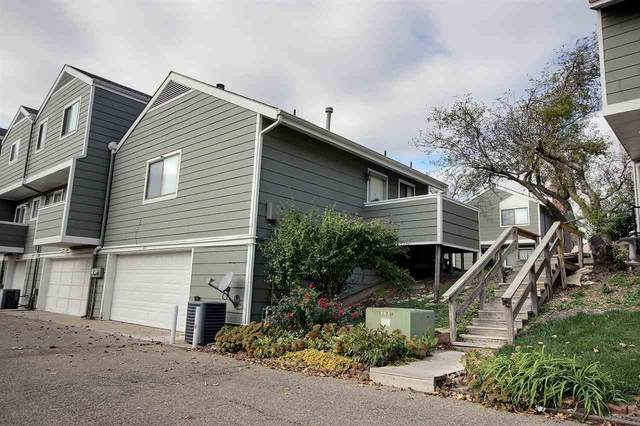 2021 N Broadmoor #601 Unit 601, Wichita, KS 67206 (MLS #590689) :: COSH Real Estate Services